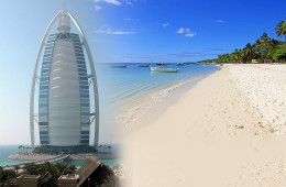 ISLA MAURICIO Y DUBAI