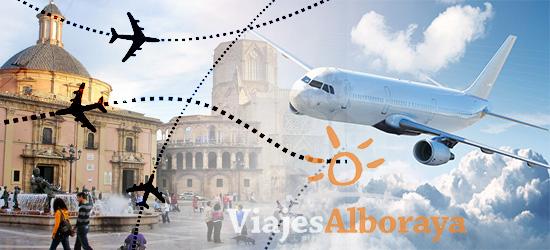 Viajes desde valencia baratos con viajes alboraya