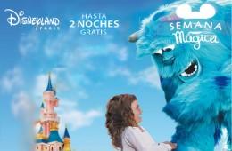 Semana magica Disneyland